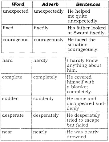 RBSE Solutions for Class 10 English Prose Chapter 5 A Hero 4a