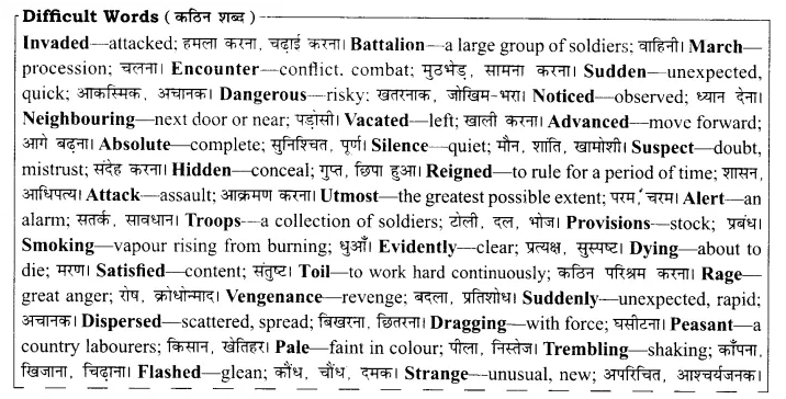 RBSE Solutions for Class 8 English Chapter 6 The Brave Lady of Rajasthan 1