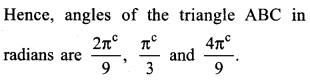 RBSE Solutions for Class 9 Maths Chapter 13 Angles and their Measurement Miscellaneous Exercise - 7