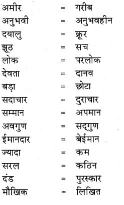 RBSE Solutions for Class 5 Hindi परिवेशीय सजगता 10