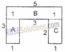 RBSE Solutions for Class 6 Maths Chapter 14 परिमाप एवं क्षेत्रफल Additional Questions image 3