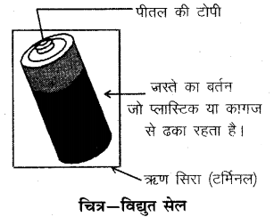 RBSE Solutions for Class 6 Science Chapter 14 विद्युत परिपथ 7