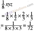 RBSE Solutions for Class 8 Maths Chapter 9 बीजीय व्यंजक Additional Questions Q5b