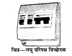 RBSE Solutions for Class 8 Science Chapter 11 विद्युत धारा के प्रभाव 6