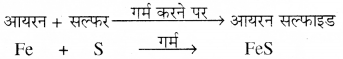 RBSE Solutions for Class 8 Science Chapter 4 रासायनिक अभिक्रियाएँ 11