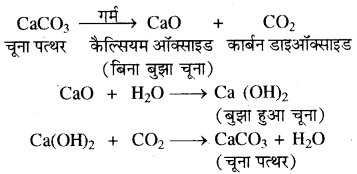 RBSE Solutions for Class 8 Science Chapter 4 रासायनिक अभिक्रियाएँ 26