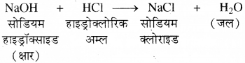 RBSE Solutions for Class 8 Science Chapter 4 रासायनिक अभिक्रियाएँ 8