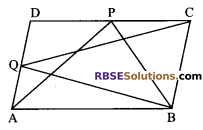RBSE Solutions for Class 9 Maths Chapter 10 Area of Triangles and Quadrilaterals Ex 10.2