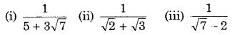 RBSE Solutions for Class 9 Maths Chapter 2 संख्या पद्धतिEx 2.2 Q2