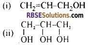 RBSE Class 12 Chemistry Model Paper 4 1