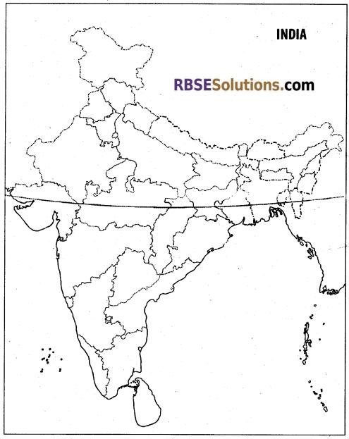 RBSE Class 12 History Model Paper 2 English Medium 1