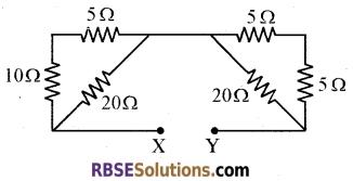 RBSE Class 12 Physics Model Paper 4 English Medium 1