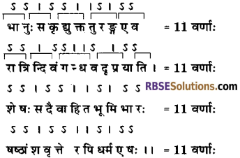RBSE Class 12 Sanskrit Board Paper 2018 1