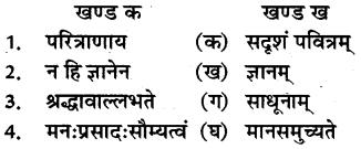 RBSE Class 8 Sanskrit Model Paper 4 q19