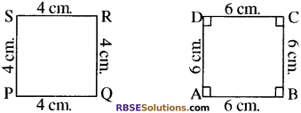 RBSE Solutions for Class 10 Maths Chapter 11 समरूपता Ex 11.1 2