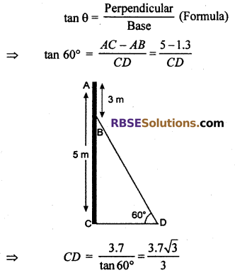 RBSE Solutions for Class 10 Maths Chapter 19 Road Safety Education