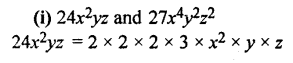 RBSE Solutions for Class 10 Maths Chapter 3 PolynomialsEx 3.6 1