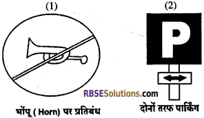 RBSE Solutions for Class 10 Science Chapter 20 सड़क सुरक्षा शिक्षा image - 1