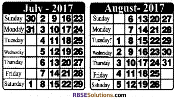 RBSE Solutions for Class 5 Maths Chapter 9 Data Ex 9.1 image 1