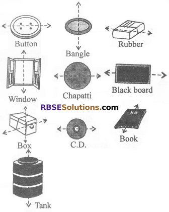 RBSE Solutions for Class 6 Maths Chapter 11 Symmetry Ex 11.1 image 6