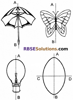 RBSE Solutions for Class 6 Maths Chapter 11 Symmetry In Text Exercise image 5