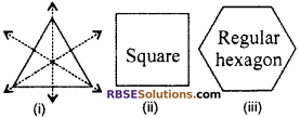 RBSE Solutions for Class 6 Maths Chapter 11 Symmetry In Text Exercise image 6