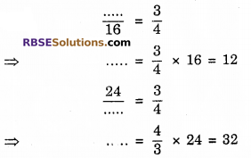 RBSE Solutions for Class 6 Maths Chapter 13 Ratio and Proportion Ex 13.1 image 7