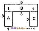 RBSE Solutions for Class 6 Maths Chapter 14 Perimeter and Area Additional Questions image 5