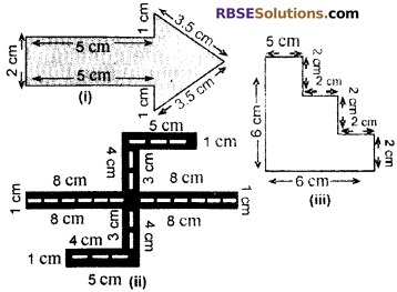 RBSE Solutions for Class 6 Maths Chapter 14 Perimeter and Area Ex 14.1 image 1