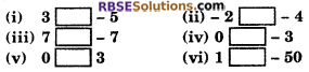 RBSE Solutions for Class 6 Maths Chapter 4 Negative Numbers and Integers Ex 4.1 image 3