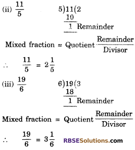 RBSE Solutions for Class 6 Maths Chapter 5 Fractions Ex 5.1 image 8