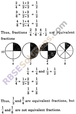 RBSE Solutions for Class 6 Maths Chapter 5 Fractions Ex 5.2 image 3