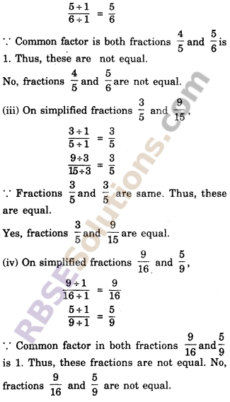 RBSE Solutions for Class 6 Maths Chapter 5 FractionsEx 5.3 image 10