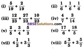 RBSE Solutions for Class 6 Maths Chapter 5 Fractions Ex 5.4 image 1