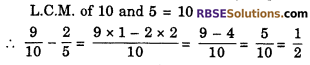 RBSE Solutions for Class 6 Maths Chapter 5 FractionsEx 5.5 image 4