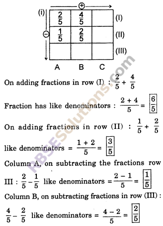 RBSE Solutions for Class 6 Maths Chapter 5 FractionsEx 5.5 image 6