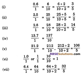 RBSE Solutions for Class 6 Maths Chapter 6 Decimal Numbers Ex 6.1 image 4