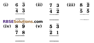 RBSE Solutions for Class 6 Maths Chapter 7 Vedic Mathematics Ex 7.5 image 1
