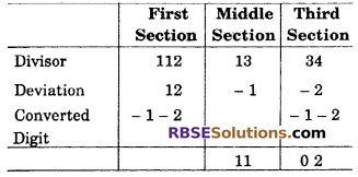 RBSE Solutions for Class 6 Maths Chapter 7 Vedic Mathematics Ex 7.8 image 6