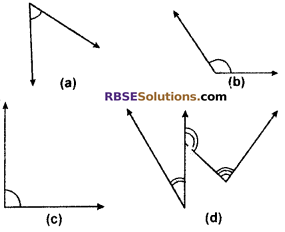 RBSE Solutions for Class 6 Maths Chapter 8 Basic Geometrical Concepts and Shapes Additional Questions image 2