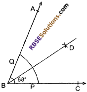 RBSE Solutions for Class 6 Maths Chapter 8 Basic Geometrical Concepts and Shapes Additional Questions image 5