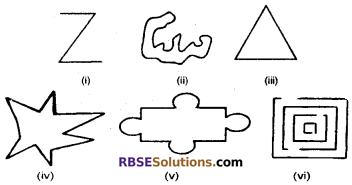 RBSE Solutions for Class 6 Maths Chapter 9 Simple Two Dimensional Shapes Ex 9.1 image 1