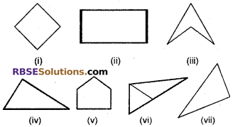 RBSE Solutions for Class 6 Maths Chapter 9 Simple Two Dimensional Shapes Ex 9.2 image 1