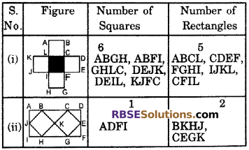 RBSE Solutions for Class 6 Maths Chapter 9 Simple Two Dimensional Shapes Ex 9.3 image 7
