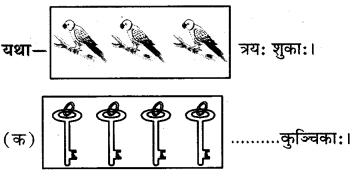 RBSE Solutions for Class 6 Sanskrit Chapter 10 संख्याज्ञानम् 2