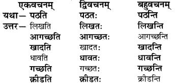 RBSE Solutions for Class 6 Sanskrit Chapter 2 अकारान्त-पुँल्लिङ्गशब्दप्रयोगः 6