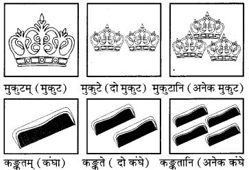 RBSE Solutions for Class 6 Sanskrit Chapter 4 अकारान्त-नपुंसकलिङ्गशब्दप्रयोगः 3