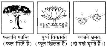 RBSE Solutions for Class 6 Sanskrit Chapter 4 अकारान्त-नपुंसकलिङ्गशब्दप्रयोगः 4