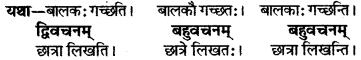 RBSE Solutions for Class 6 Sanskrit Chapter 4 अकारान्त-नपुंसकलिङ्गशब्दप्रयोगः 8