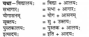 RBSE Solutions for Class 6 Sanskrit Chapter 9 आदर्शविद्यालयः 4